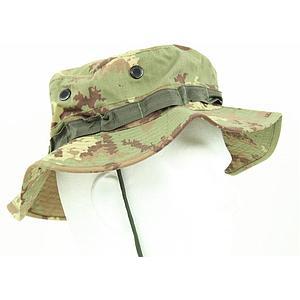 Mil-Tec Carte en Tissu XXL Motif la Drapeau USA pour Uniforme de Combat Camouflage Desert Vert Olive